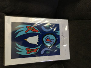 Limited Edition! Authentic native prints