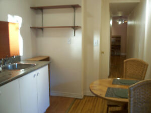 2 1/2 All included, highSpeed internet, near metro!
