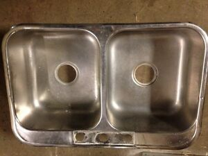Stainless Steel Double Sink London Ontario image 1