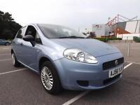 Fiat Grande Punto 1.2 Active 2006 73000 MILES