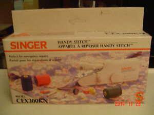 """BRAND NEW """"THE ULTIMATE STEAMER"""" & SINGER HANDY STITCH #CEX300KN Windsor Region Ontario image 8"""