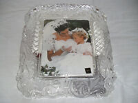 Crystal Picture Frame New