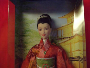 Dolls Of The World  Princess Of Japan  COLLECTABLE MINT CONDITIO London Ontario image 1