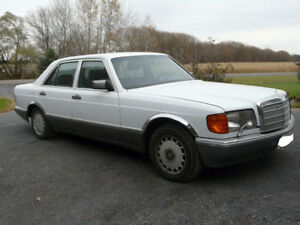 1988 Mercedes-Benz 500 Series 500SE