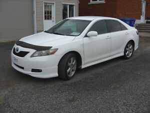 2007 Toyota camry se sport(IMPECABLE),,VISA,MASTER