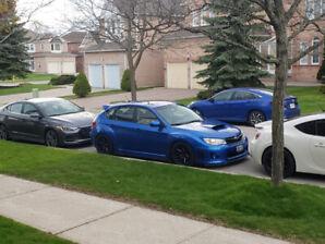 2014 Subaru WRX Hatch 5SP
