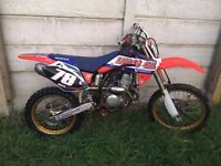 2010 crf 150 swap full suspension mtb or ktm 65 or w.h.y