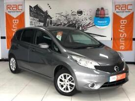 2014 Nissan Note 1.2 Acenta (Style Pack) 5dr