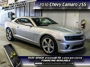 2010 Chevrolet Camaro 2SS  - V8 -  Leather Seats -  Bluetooth -