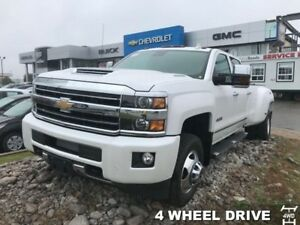 2019 Chevrolet Silverado 3500HD LTZ  - Navigation