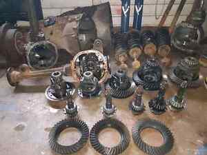 Gears for fords and parts for f150 2004 -2008