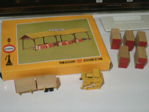 HO scale COX Big Pine Lumber for electric model trains