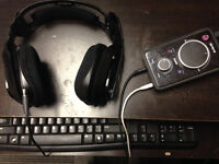 Astro Gaming Headset and Mixamp Pro