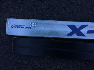 Cross Country Skis, Poles and Boots Never used