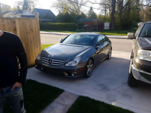 2006 mercedes benz CLS 55 AMG price reduced
