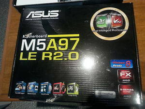 Asus M5A97 LE R2.0 Motherboard - AMD