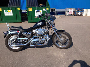 1990 1200 Sportster open for trades(fishing boat or camper)