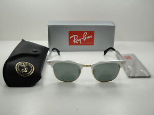 Aluminum Frame ClubMater Sunglasses Ray Ban