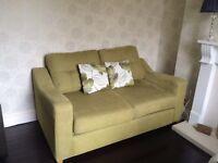DFS Sofa bed & chair