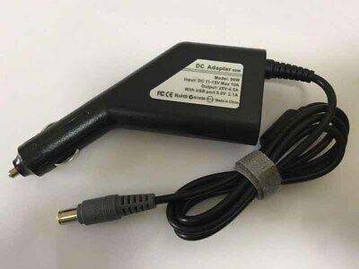 7.9mmX5.5mm 20v 4.5A 90w Car charger adapter for IBM Lenovo Thinkpad X300 X301 Ibm Thinkpad Car Adapter
