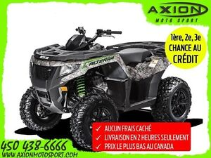 2017 Arctic Cat ALTERRA 700 XT EPS CAMO 46,88$/SEMAINE