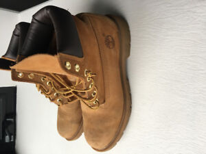 Timberland Boots - Men's size 8