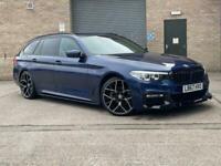 2017 BMW 5 Series 2.0 520d M Sport Touring Auto (s/s) 5dr Estate Diesel Automati