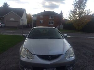2002 Acura Rsx type S  fully loaded