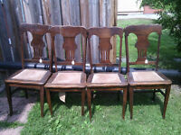Vintage Chairs - Set of 4