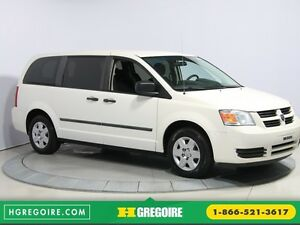 2010 Dodge GR Caravan SE AUTOMATIQUE A/C