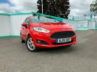 Ford Fiesta 1.0 ( 100ps ) EcoBoost ( s/s ) 2015 Zetec Call 07400908644
