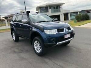 2009 MITSUBISHI CHALLENGER MANUAL 4x4 DIESEL! LIFT! Exhaust!