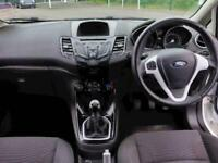 2016 Ford Fiesta 1.25 82 Zetec White 3dr Hatchback Petrol Manual