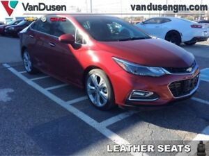 2018 Chevrolet Cruze Premier  - RS Package - Leather Seats - $18