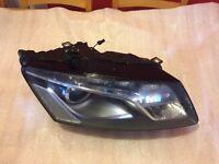 Audi Q5 OS Right Headlight