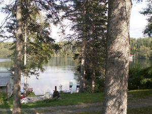 Vue panoramique, à quelques pas du lac à LATERRIÈRE Saguenay Saguenay-Lac-Saint-Jean image 4