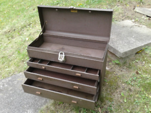 (SOLD) Vintage Kennedy machinist tool box