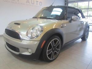 Mini Cooper S CONVERTIBLE AUTOMATIQUE 2009