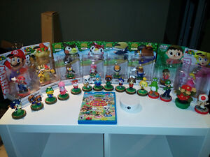 23 Amiibo Characters for Wii U and Nintendo 3DS + Extras!