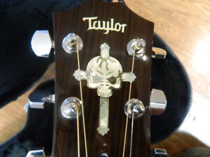 2007 Taylor GA4 Custom With Schatten Pickup