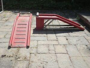 Auto Ramp Set