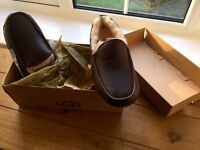 BRAND NEW UGG SLIPPERS SIZE 8 (unwanted birthday present) RRP: £99.99