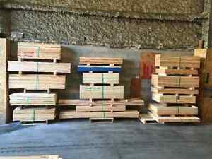 Plywood Off Cuts Available, Various Sizes And Thickness