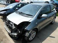 Toyota Yaris 1.3 VVT-i T3 DAMAGED REPAIRABLE SALVAGE