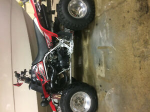 Nice strong quad 5500 or best offer  any question just call 226