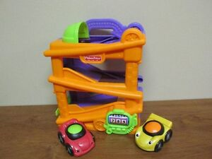 Rampe Lil ' Zoomers de Fisher-Price sonore