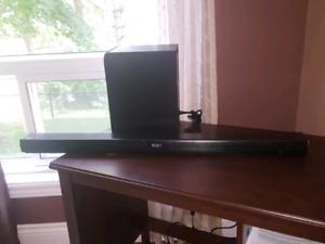 LG SH5B Soundbar with Subwoofer