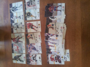 1988-89 ESSO NHL All-Star Hockey Card Collection