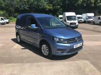 Volkswagen Caddy 2.0 102PS BLUEMOTION TECH HIGHLINE EURO 6 DIESEL MANUAL (2017)