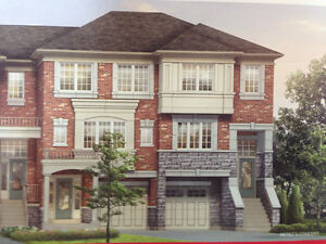 New 3 bedroom townhouse for rent